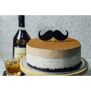 Double Chocolate Mousse Cake (Whole)