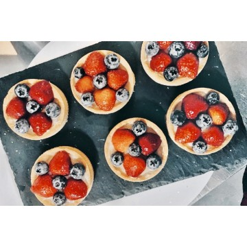 Classic Fruit Tartlet