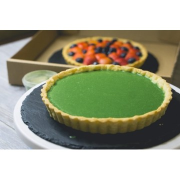 Matcha Green Tea Tart(whole)